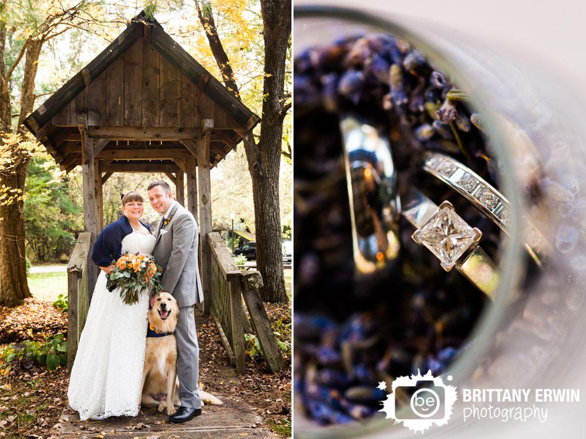 Story-Inn-Indiana-wedding-photographer-couple-with-dog-fall-bokay-florist-flowers-Brittany-Erwin-Photography.jpg