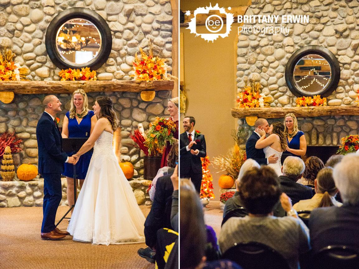 Purgatory-Golf-Club-wedding-ceremony-photographer-first-kiss.jpg