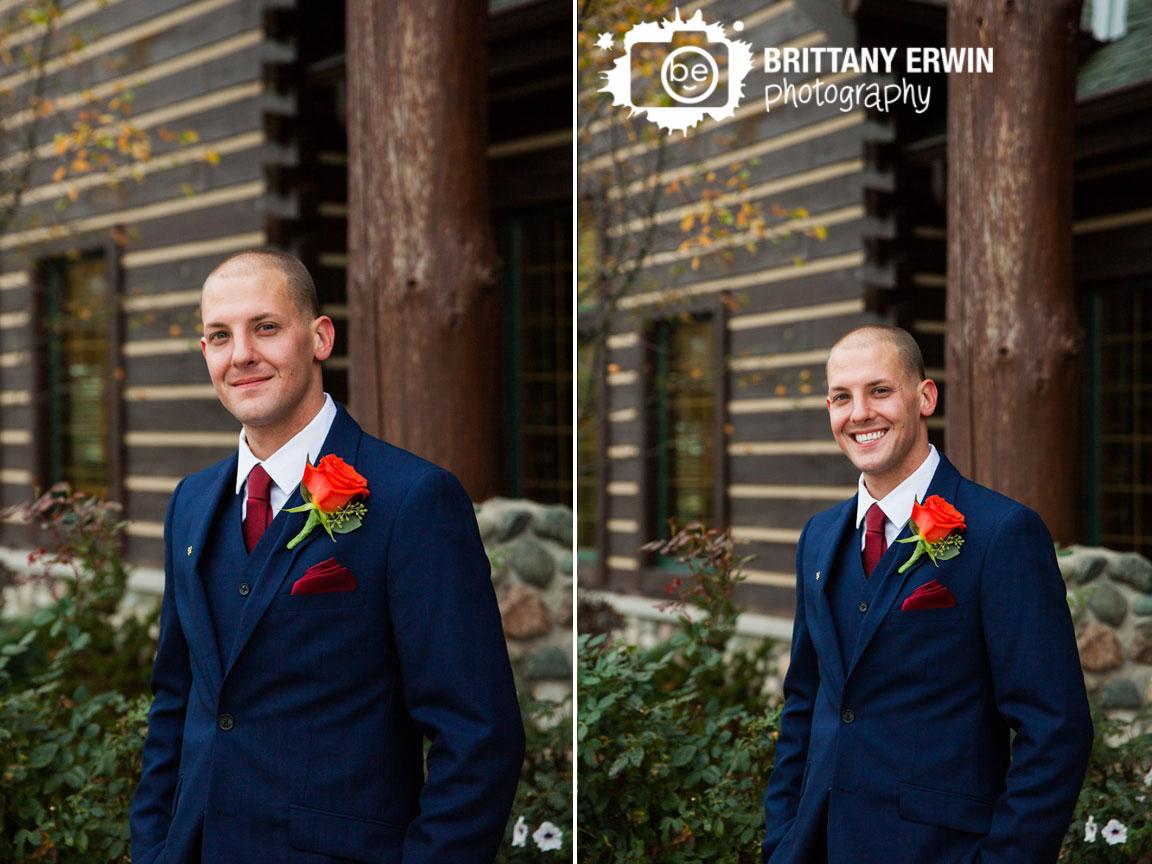 Purgatory-Golf-Club-wedding-photographer-groom-portrait-pink-rose-boutonnier-outdoor-fall-burgundy-tie.jpg
