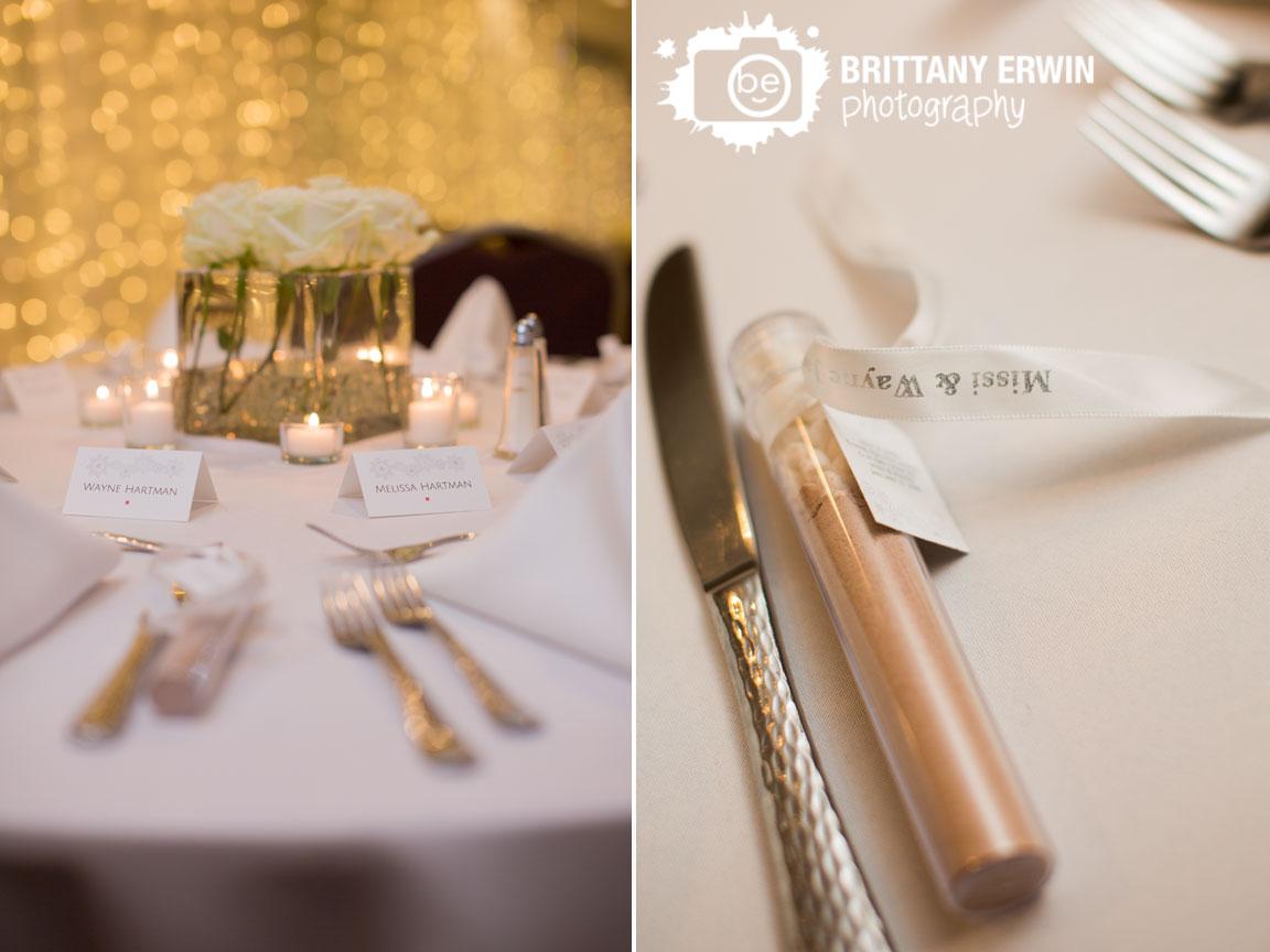 Indianapolis-wedding-photographer-winter-white-rose-centerpiece-hot-chocolate-custom-ribbon.jpg