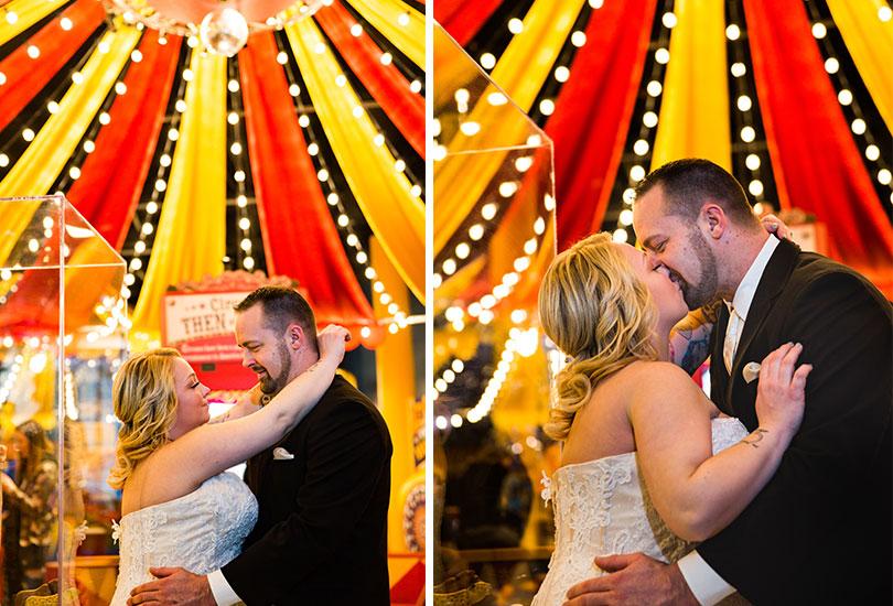 Indianapolis Children's Museum wedding photographer