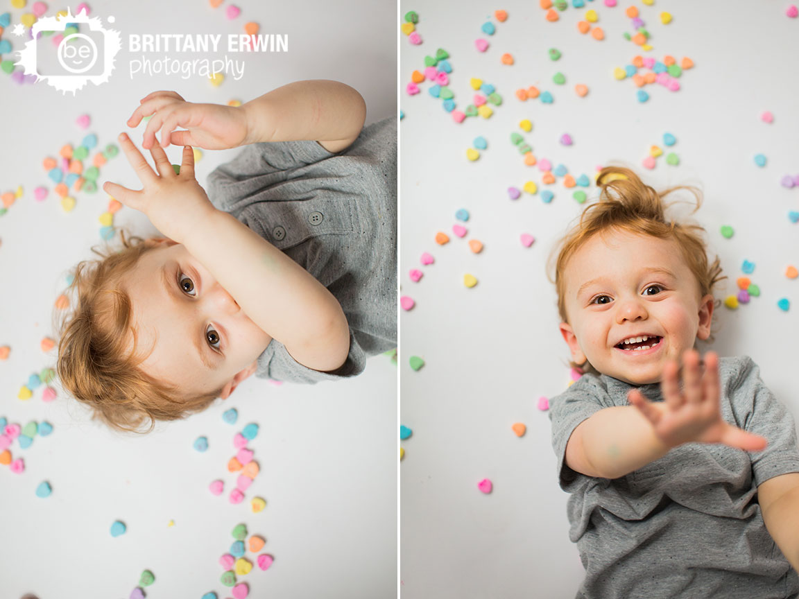 Indianapolis-valentines-day-portrait-photographer-conversation-heart-laughing-boy.jpg