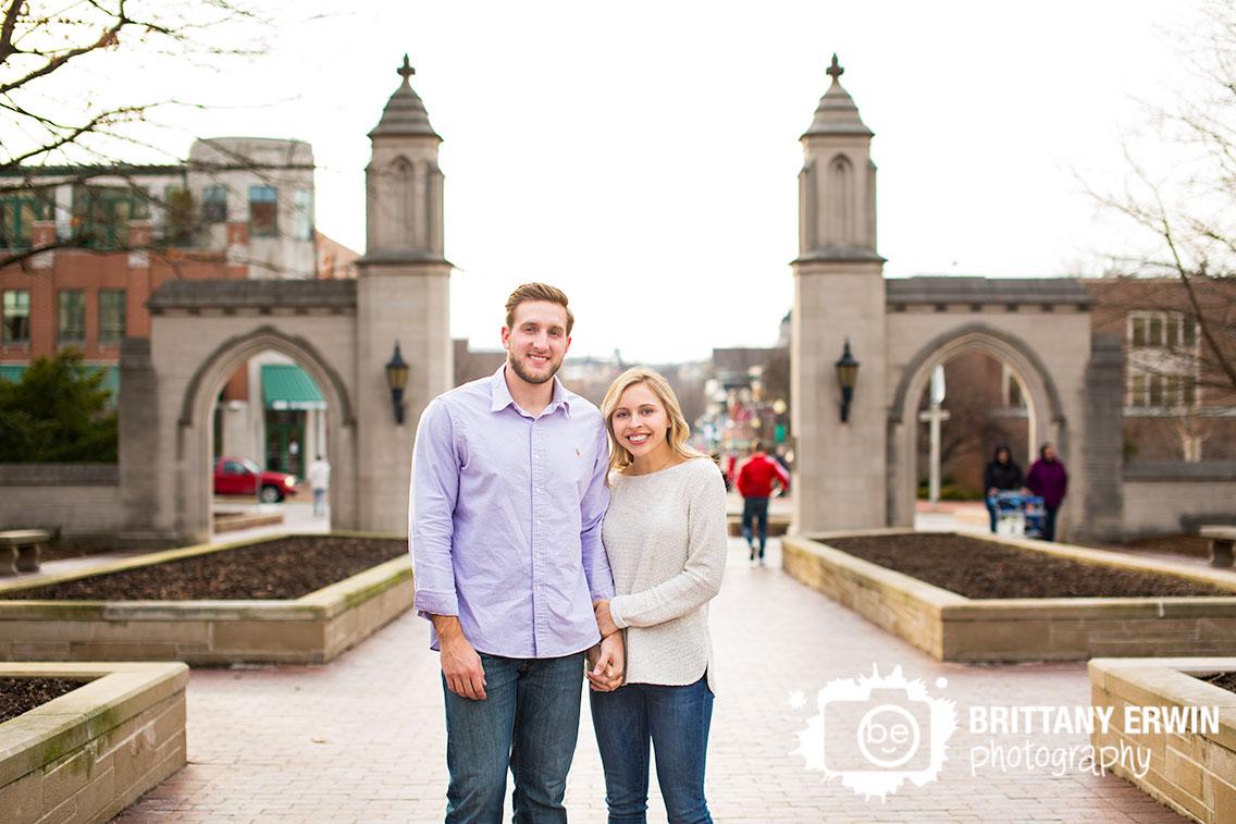 Bloomington-Indiana-engagement-photographer-couple-IU-campus-gate.jpg