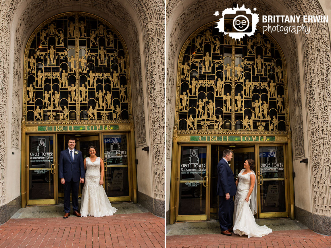Downtown-Indianapolis-bridal-portraits-circle-tower-door-arch-wedding-photographer.jpg