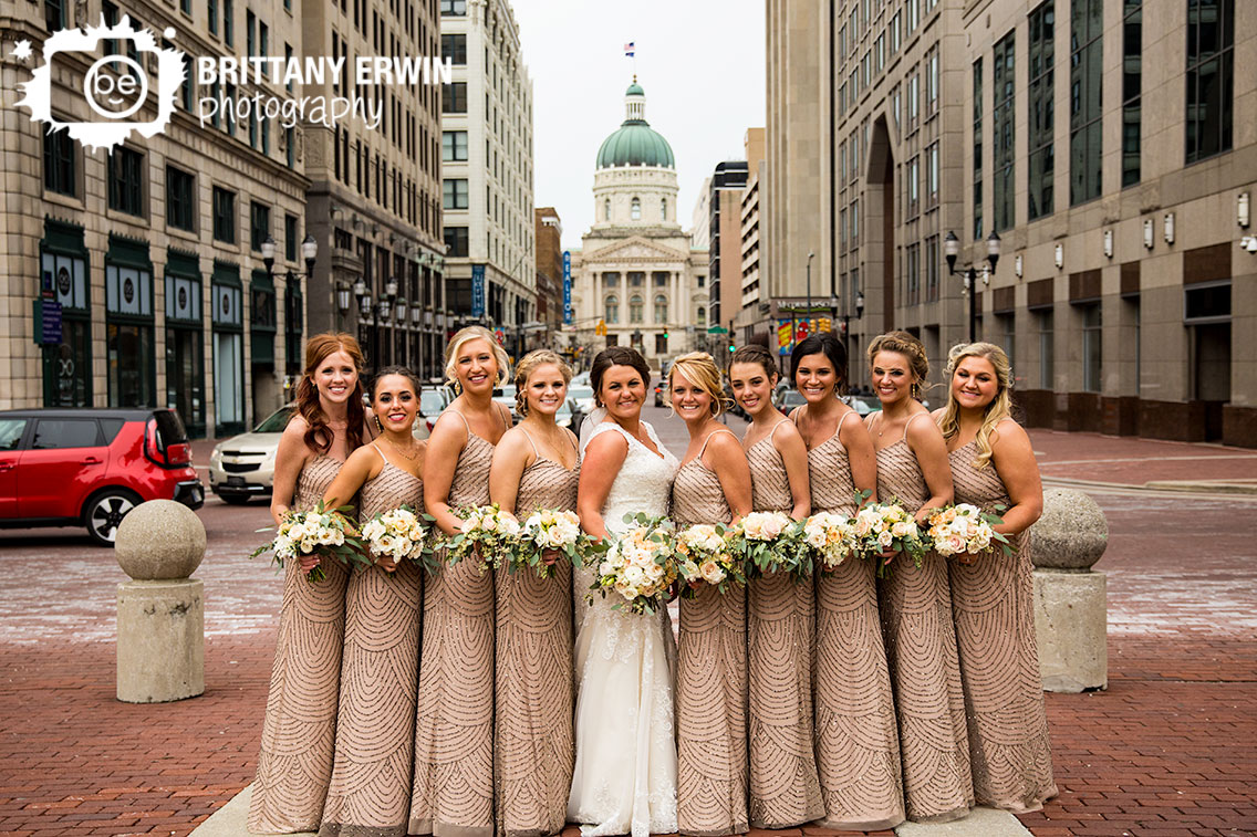 Indianapolis-wedding-photographer-bridal-party-bridesmaid-group-downtown.jpg