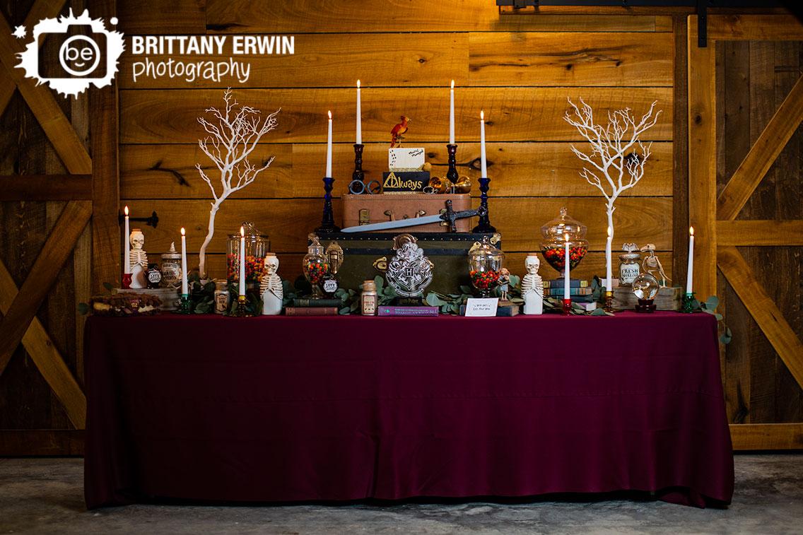 3-Fat-Labs-barn-wedding-venue-Nerdy-Fox-Rentals-Whisk-bakery-cake-jelly-bean-jars-dessert-table.jpg