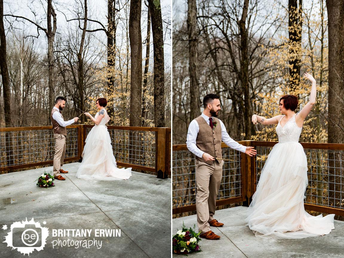 Greencastle-Indiana-wedding-photographer-harry-potter-nerd-nerdy-fox-rentals-couple-wand-battle.jpg