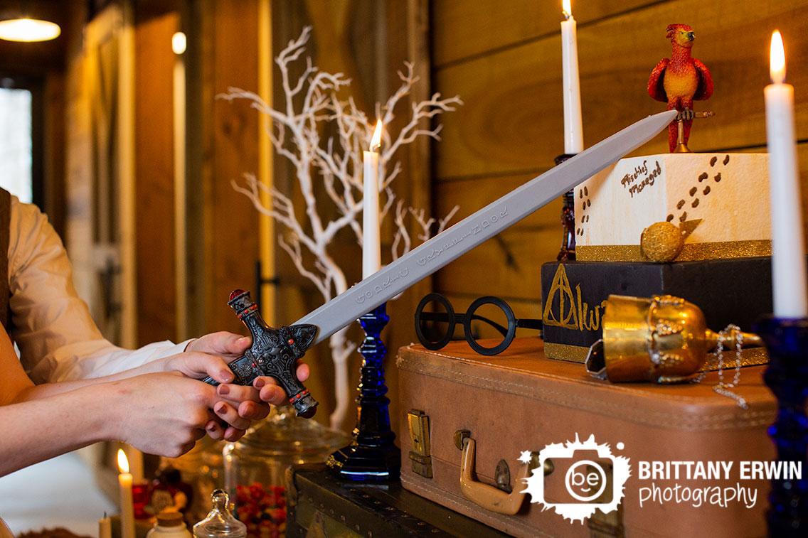 Greencastle-Indiana-wedding-photographer-nerdy-fox-rentals-sword-cake-cutting-always.jpg