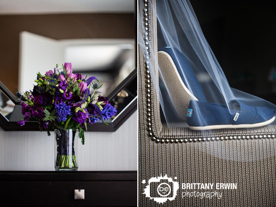 Downtown-Indianapolis-wedding-photographer-sheraton-city-center-violets-are-blue-indy-florist-bouquet-toms-under-veil.jpg