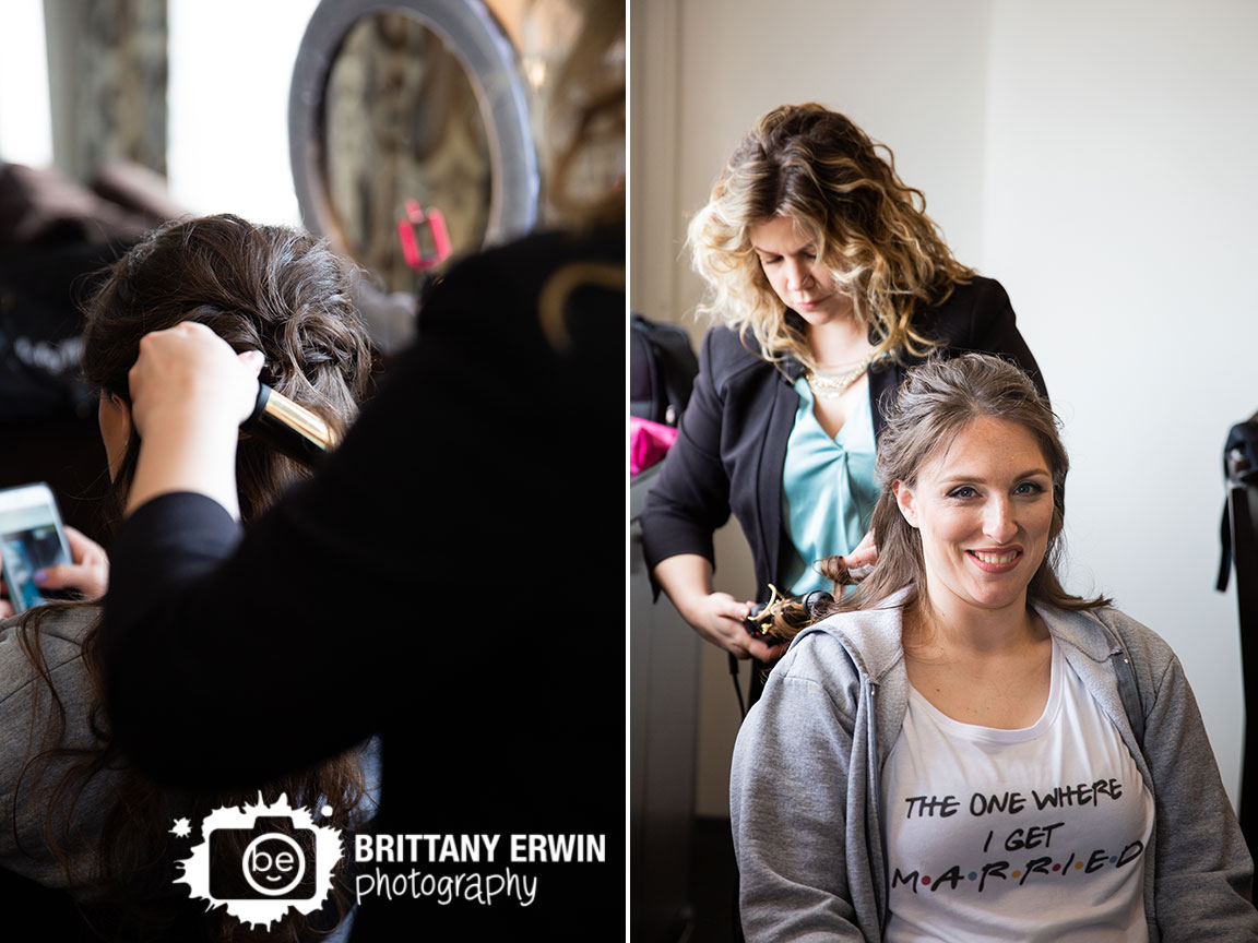 Indianapolis-wedding-photographer-bride-friends-shirt-getting-hair-done.jpg