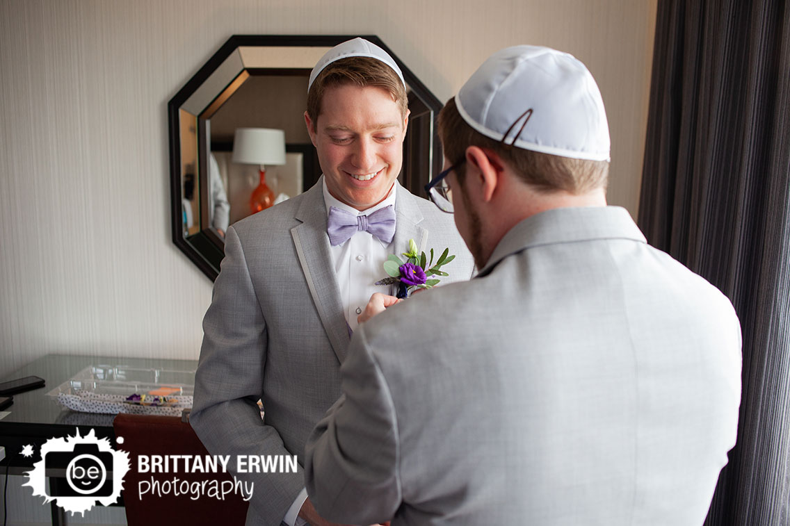 Downtown-Indianapolis-best-man-pin-boutonniere-on-groom-violets-are-blue-florist.jpg
