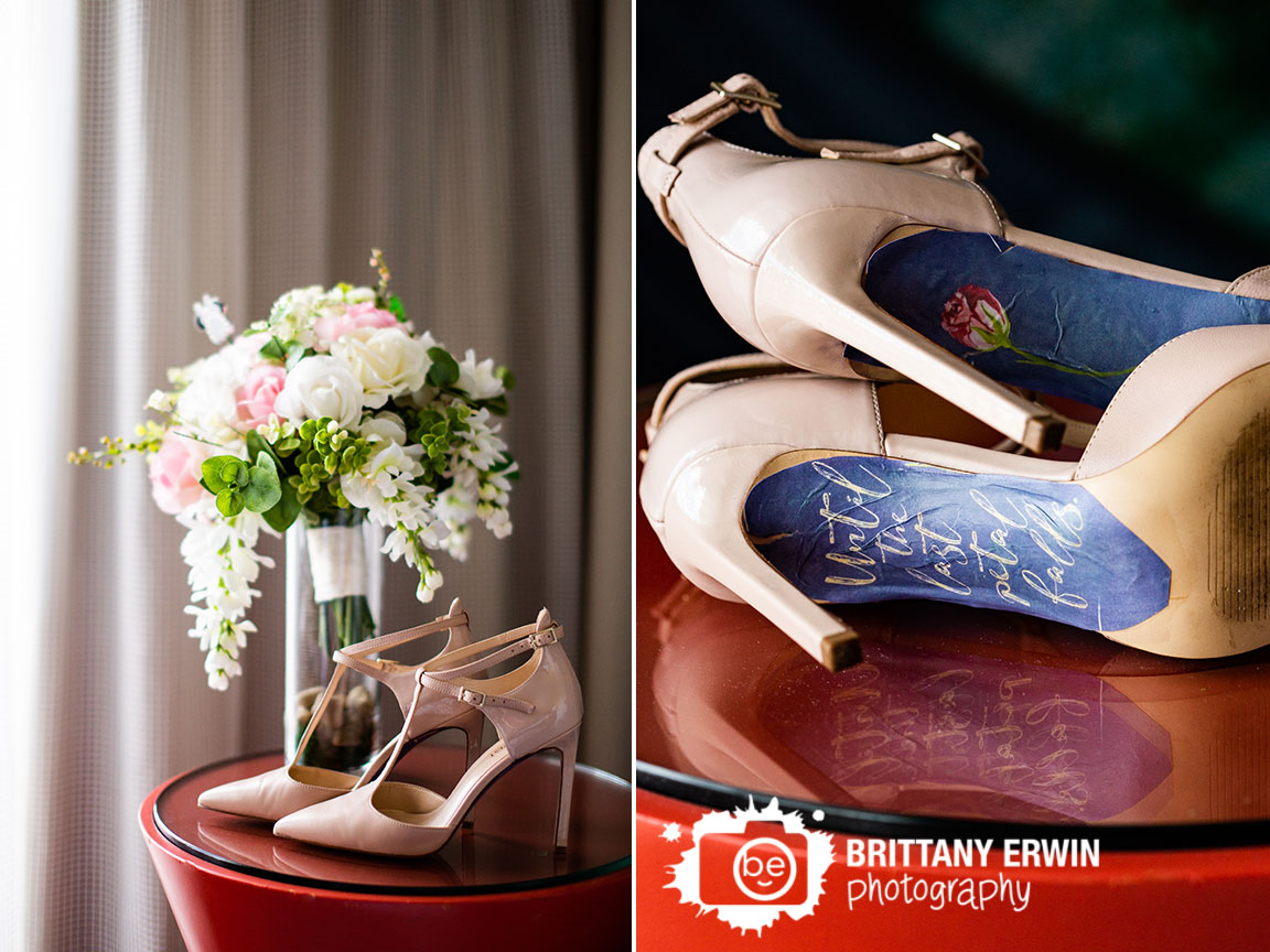 Columbus-Indiana-wedding-photographer-tale-as-old-as-time-beauty-and-the-beast-theme-diy-flowers-quote-shoes.jpg
