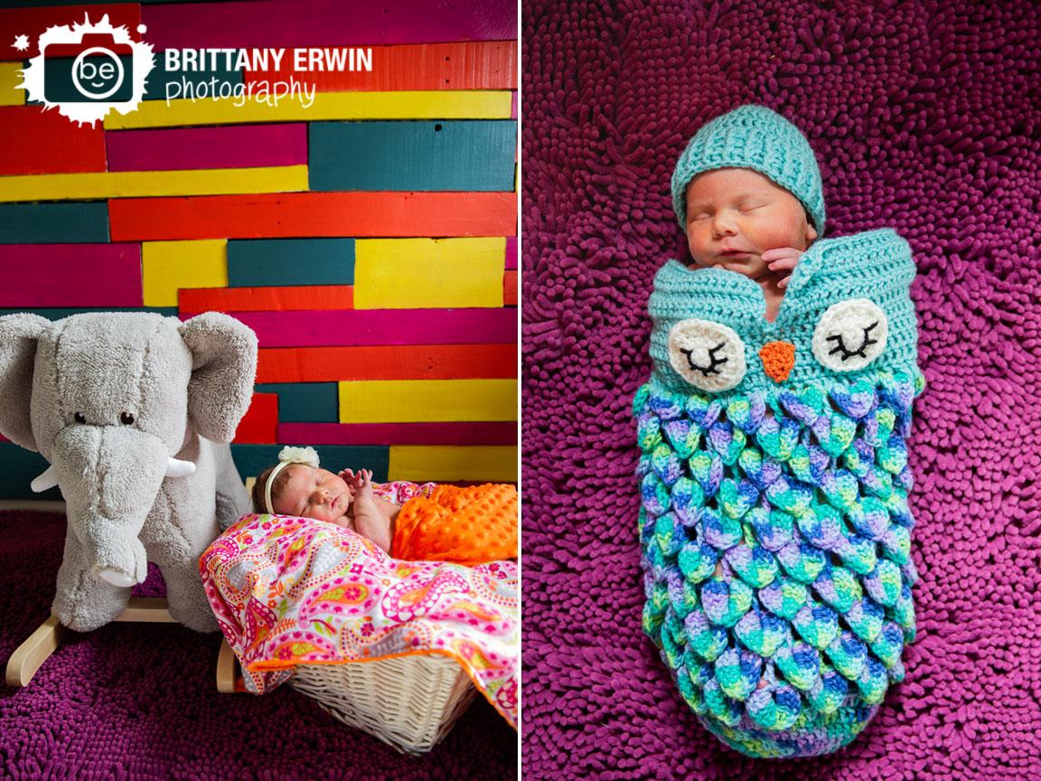 Indianapolis-lifestyle-newborn-portrait-photographer-elephant-rocking-horse-owl-sleep-sack.jpg