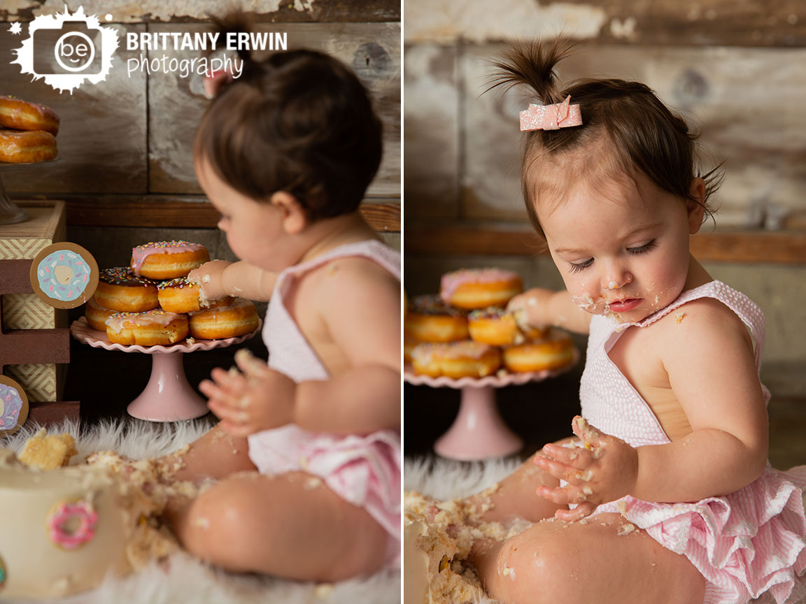 Indianapolis-studio-photographer-first-birthday-cake-smash-donut-stack.jpg