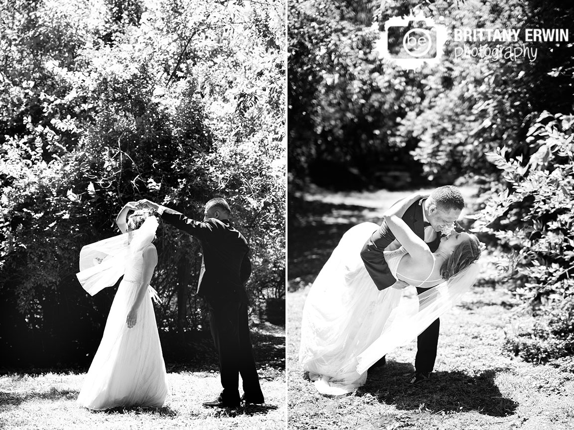 Sarah Ivan Married Terre Haute Wedding Photographer Brittany Erwin Photography