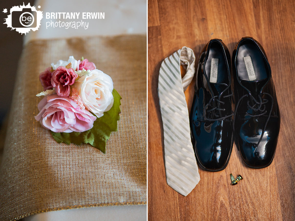 boutonniere-detail-flower-shoes-tie-groom-getting-ready.jpg