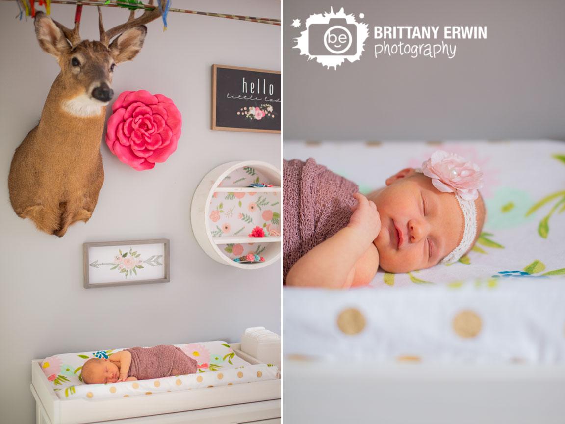 Indianapolis-lifestyle-newborn-portrait-photographer-baby-girl-sleeping-changing-table-deer.jpg