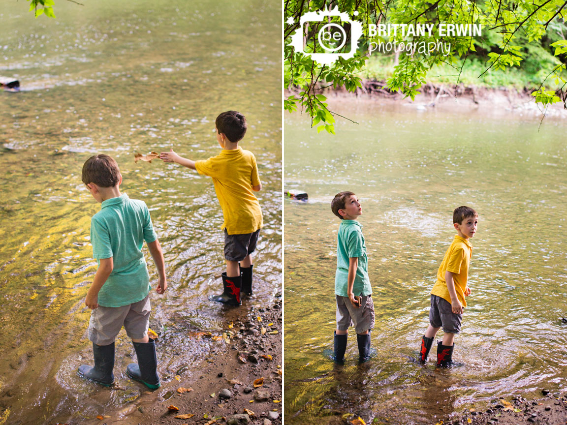Zionsville-Indiana-creekside-nature-park-portrait-photographer-creek-stomping.jpg