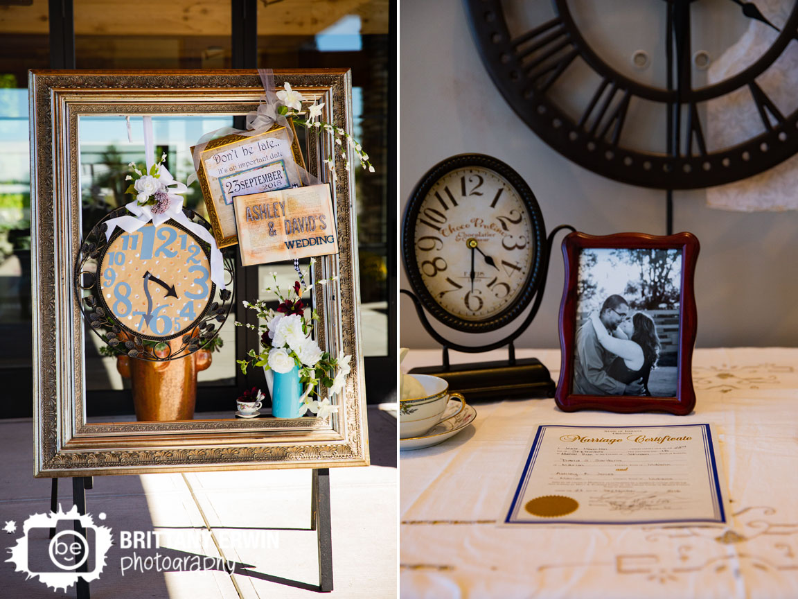Alice-in-Wonderland-themed-wedding-Sycamore-at-Mallow-Run-clock-welcome-sign.jpg