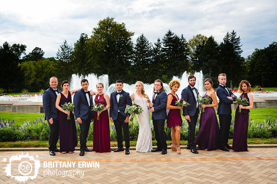 Garfield-Park-sunken-gardens-bridal-party-portrait-groomsmen-bridesmaids-couple-with-fountain.jpg