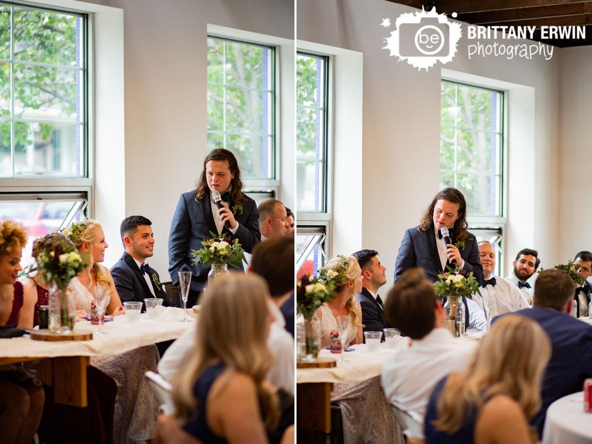 Fountain-Square-indiana-wedding-photographer-couple-toast-best-man-groom-reaction.jpg