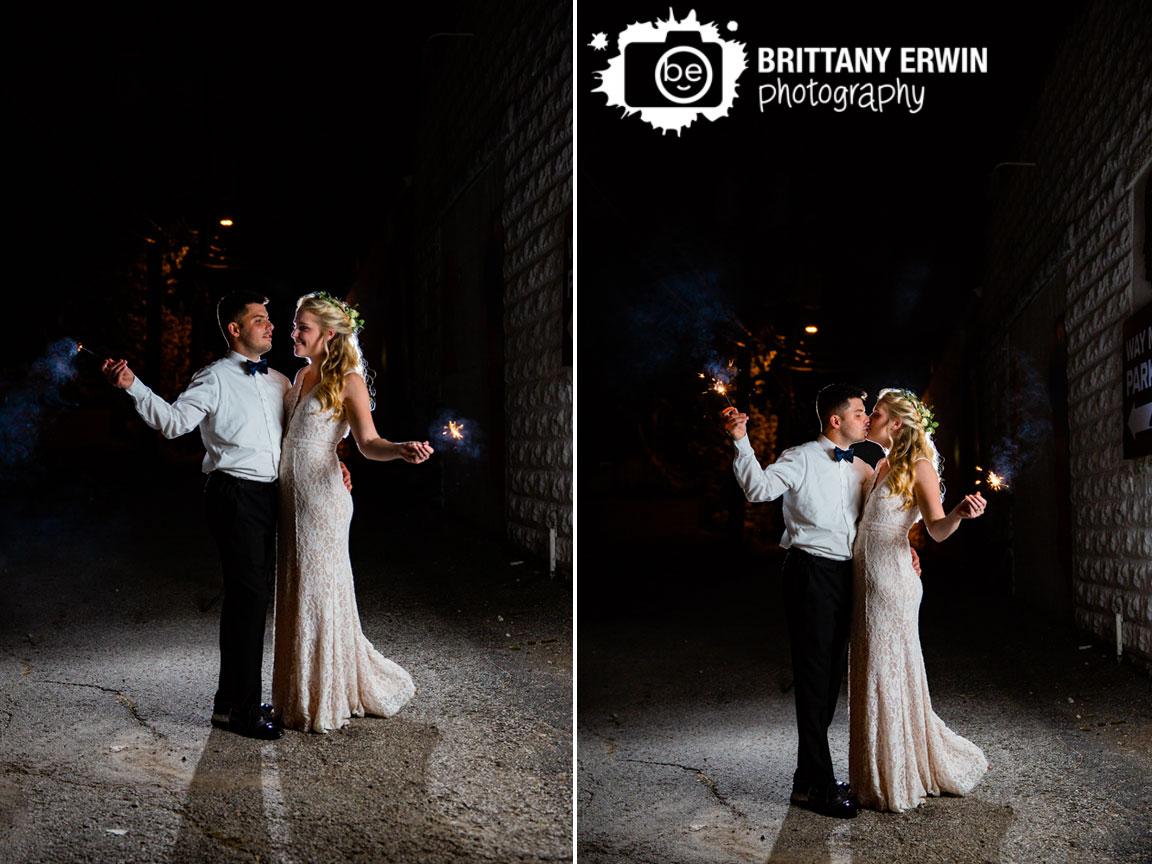 Fountain-Square-Indiana-wedding-photographer-sparkler-portraits-after-dark-tubefactory-artspace.jpg