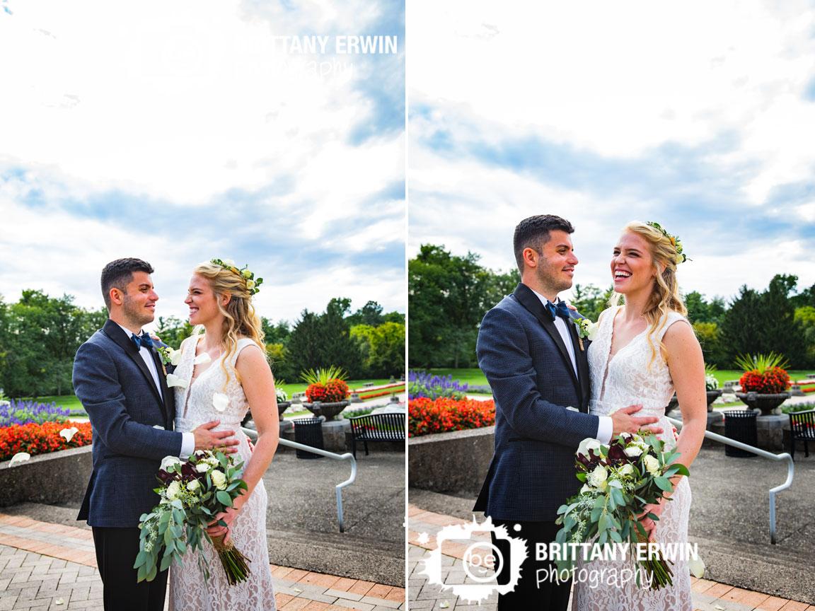 Garfield-Park-conservatory-wedding-sunken-gardens-bride-groom-flower-petals.jpg