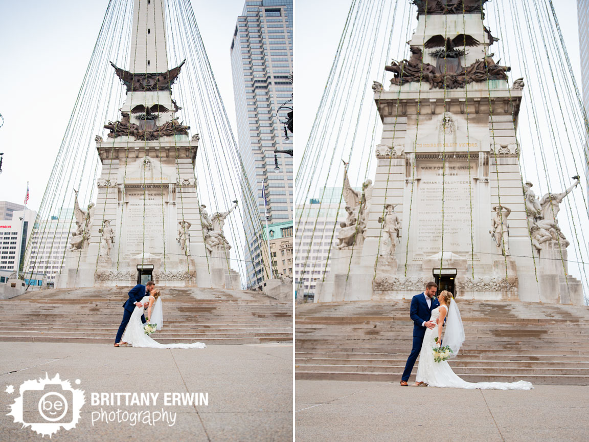 Downtown-Indianapolis-wedding-photographer-bride-groom-on-monument-circle-winter-tree.jpg
