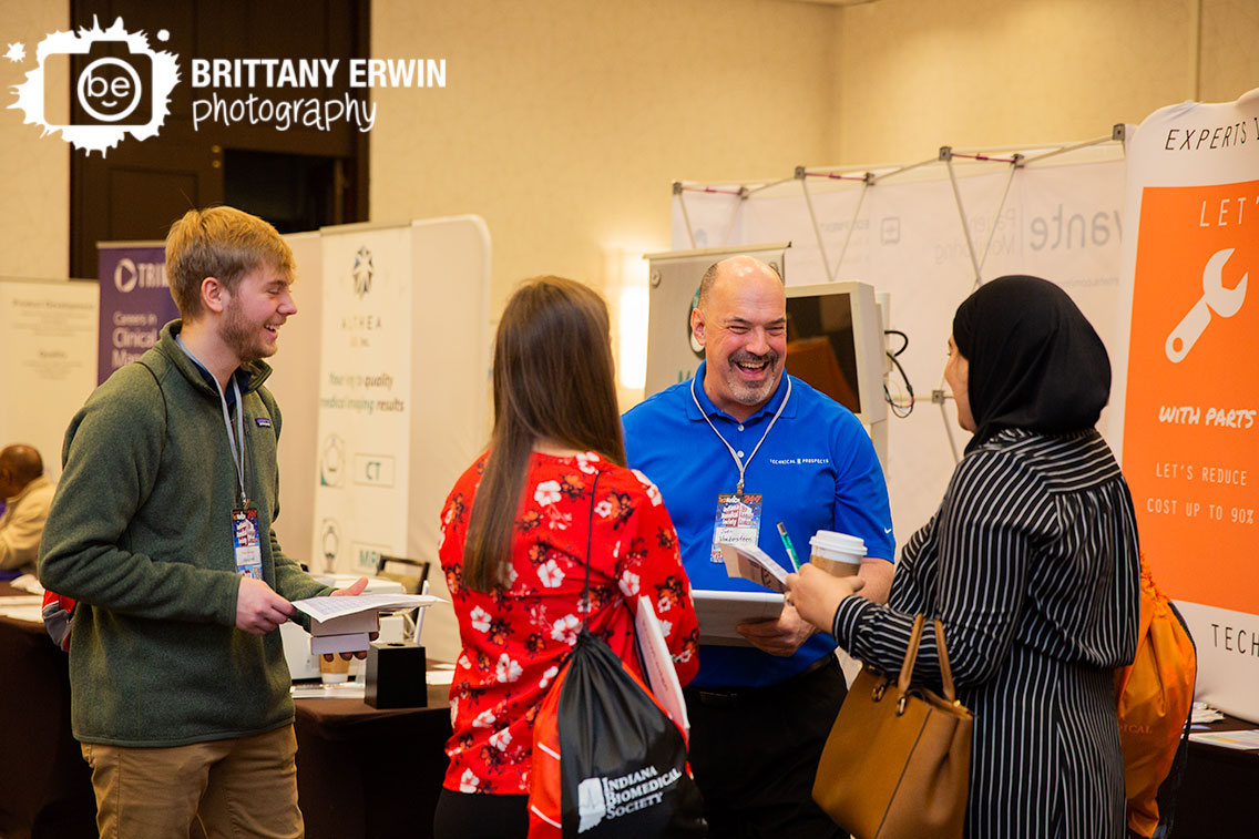 Indianapolis-event-photographer-group-talking-booth-fun-Biomedical-Society-Conference.jpg