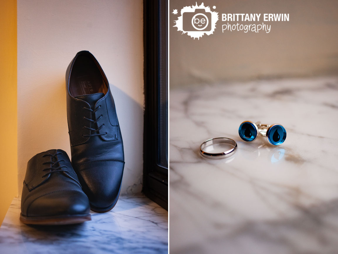 Indianapolis-wedding-photographer-nerdy-cufflinks-water-icon-magic-the-gathering-groom-shoes.jpg