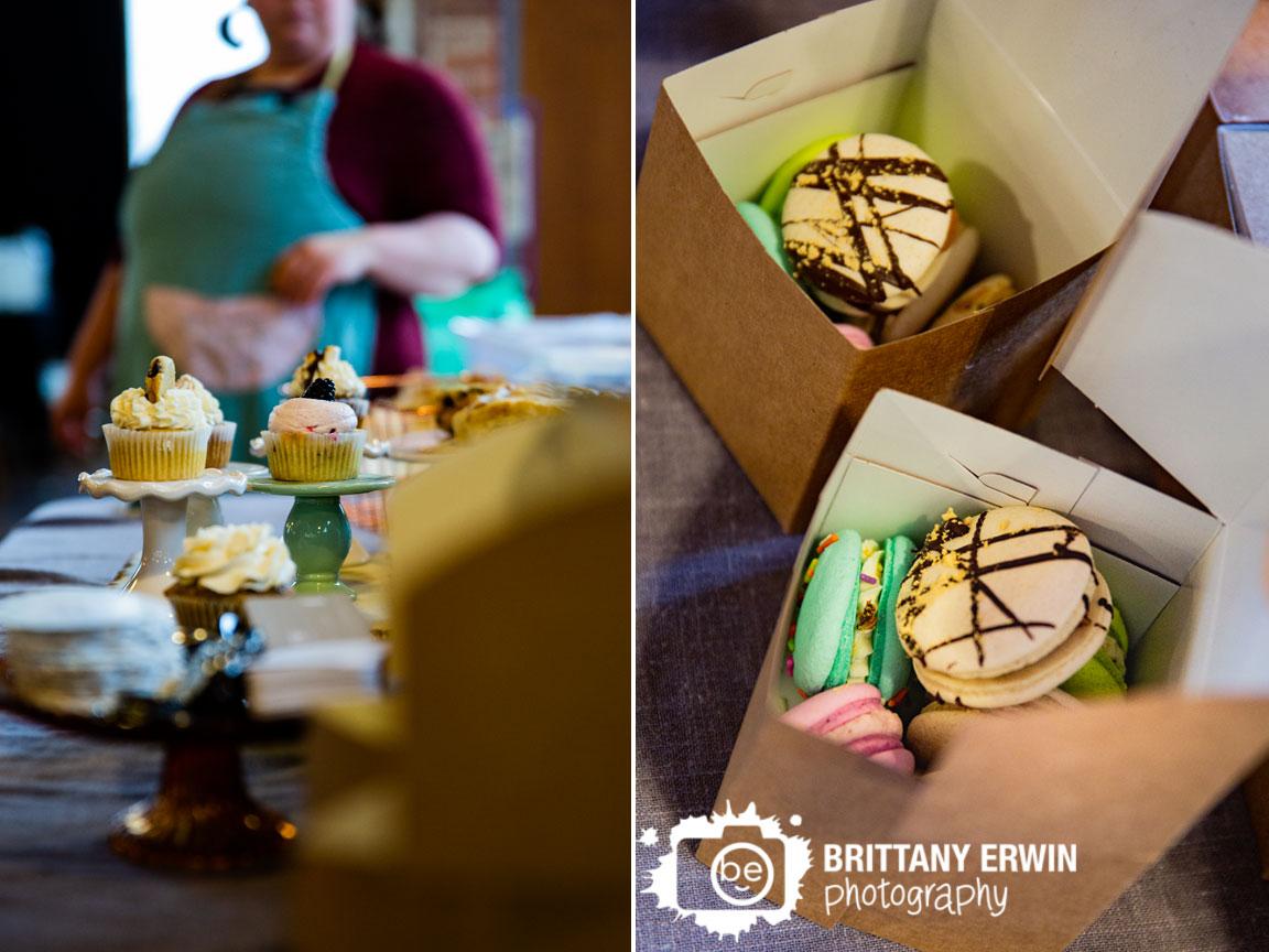 Indy-VegFest-Seasalt-and-Cinnamon-cupcake-display-box-of-macarons-sprinkles-chocolate.jpg