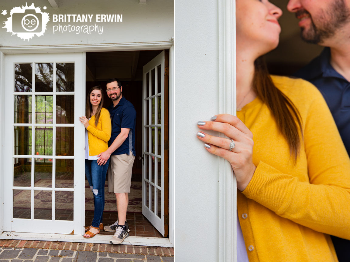 Danville-Indiana-engagement-portrait-photographer-antique-house-french-door-ring-detail-couple.jpg