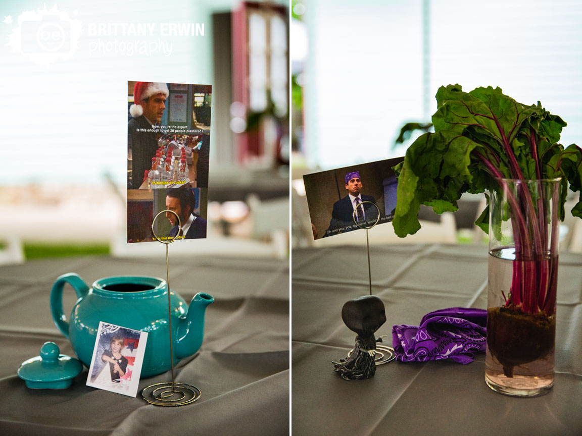 the-office-theme-wedding-reception-centerpiece-with-beets-teapot-christmas.jpg