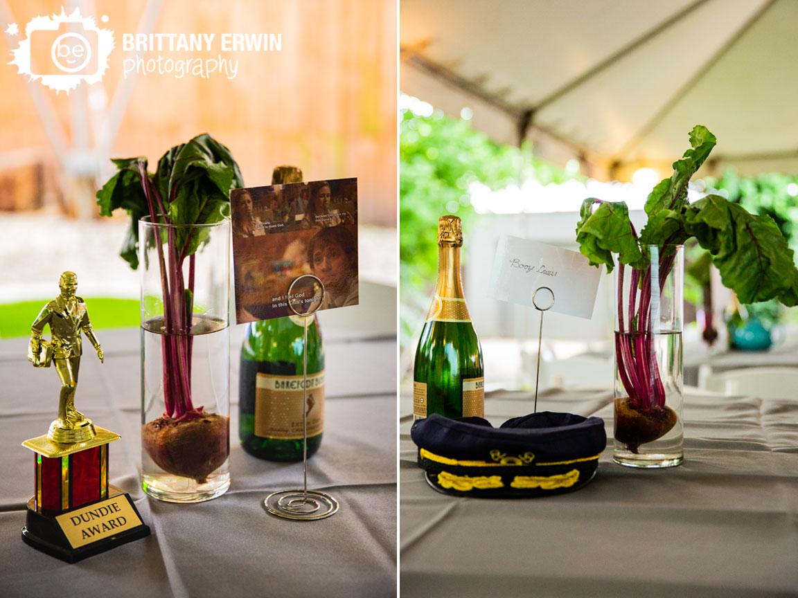 Dundie-award-wedding-reception-centerpiece-beets-the-office-theme.jpg