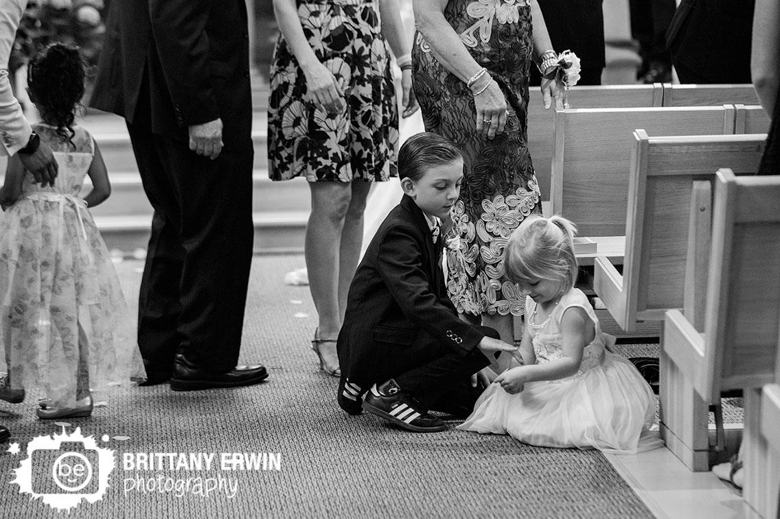 Nashville-wedding-ceremony-ring-bearer-playing-in-aisle.jpg