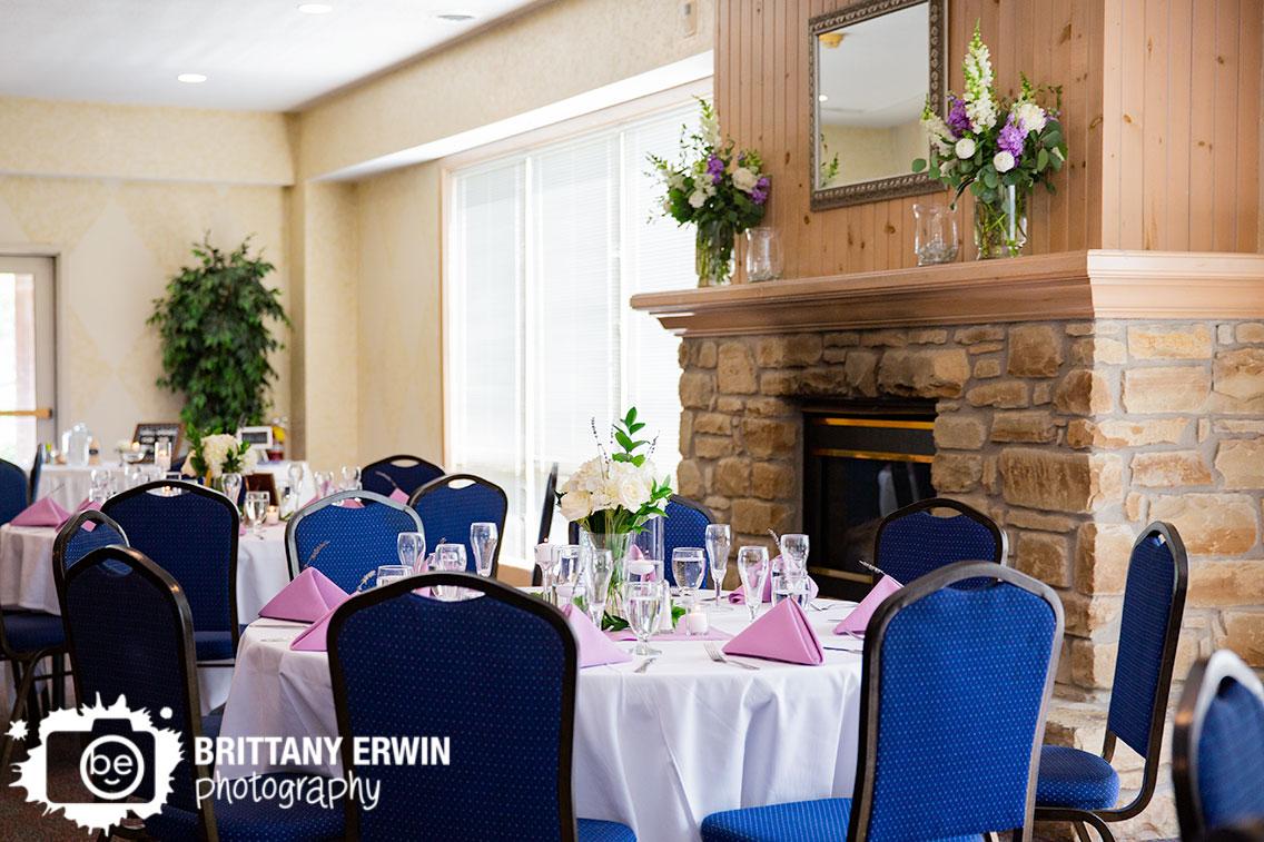 wedding-venue-Nashville-Indiana-photographer-flower-centerpiece-lavender-napkin.jpg