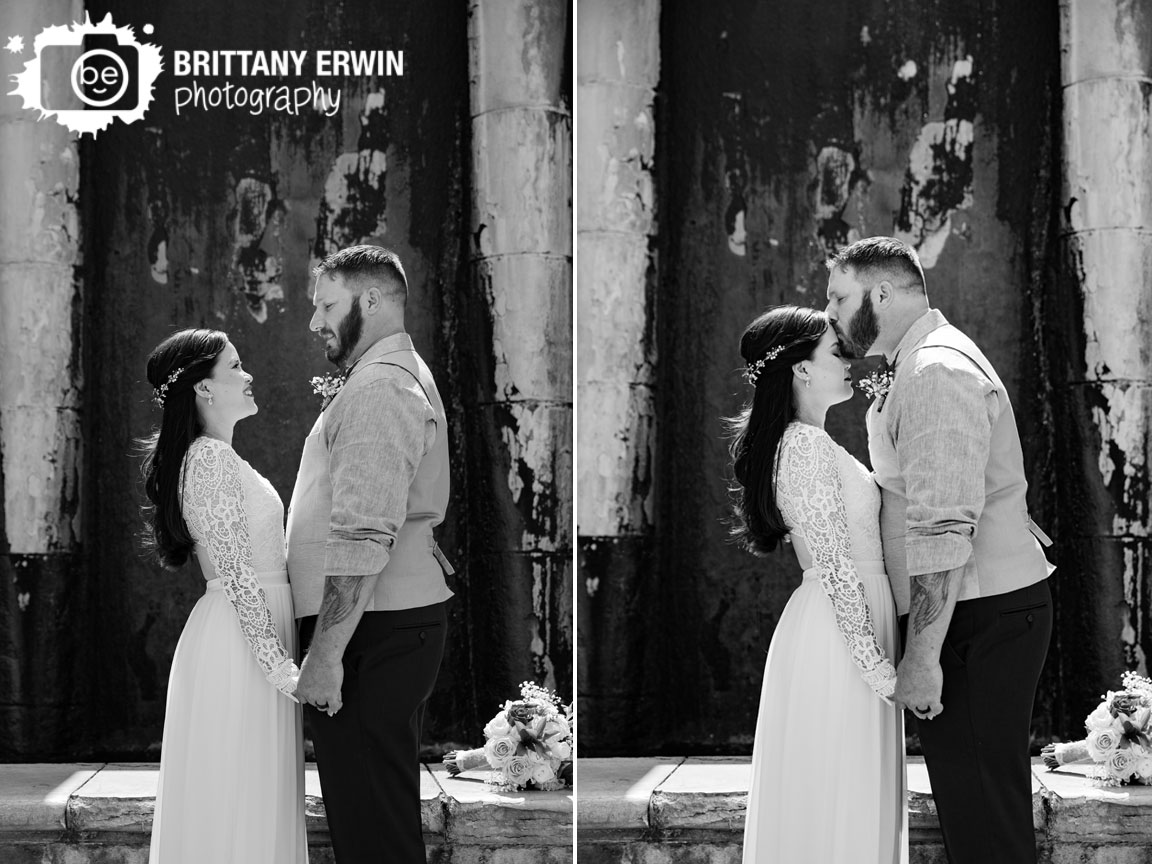 Downtown-Indianapolis-elopement-photographer-couple-forehead-kiss-waterfall.jpg
