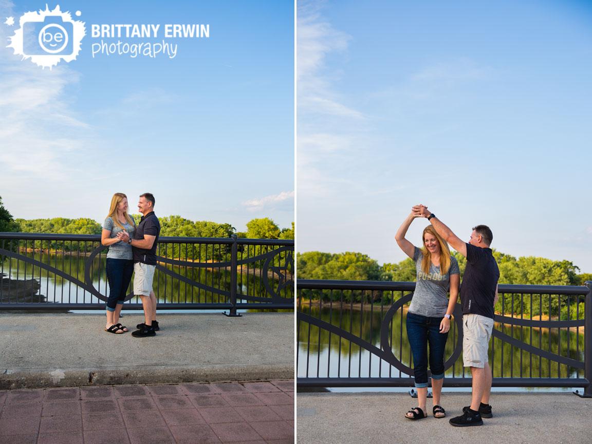 Lafayette-Indiana-anniversary-portrait-photographer-couple-dancing-on-bridge.jpg