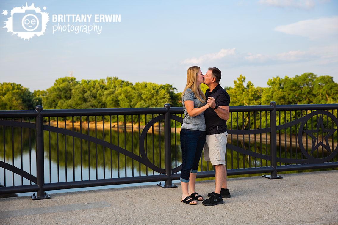 Lafayette-Indiana-couple-dance-on-pedestrian-bridge-over-river-summer.jpg