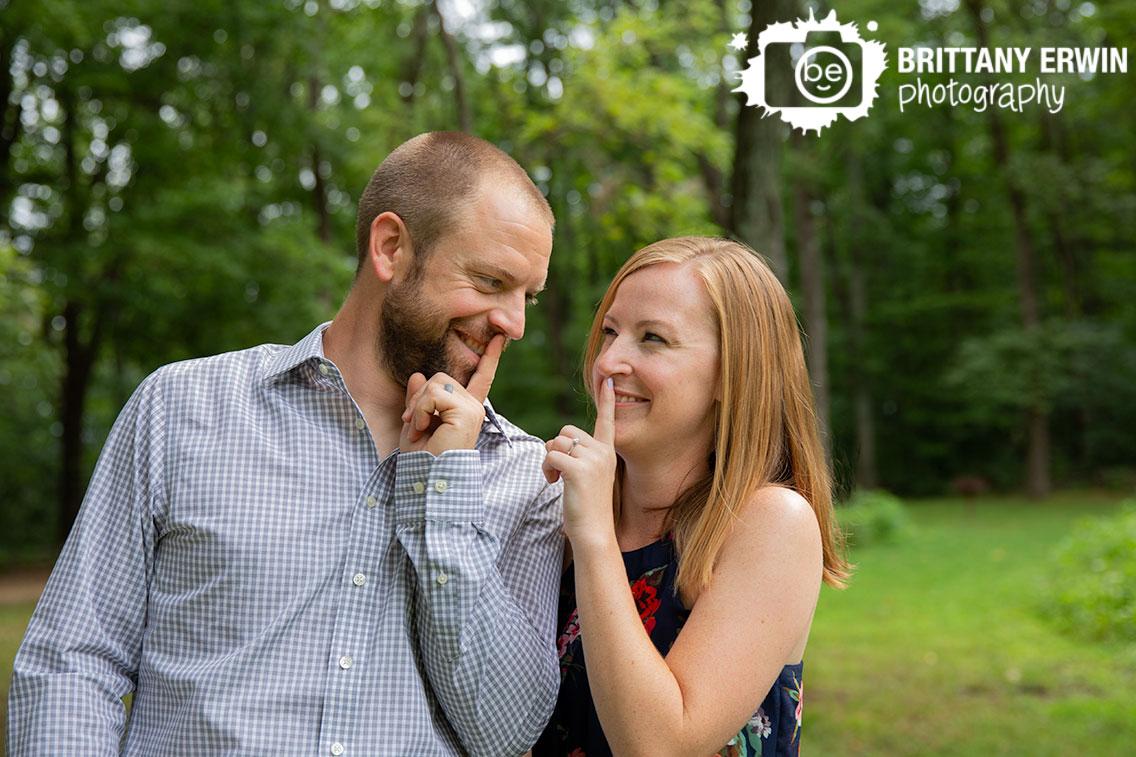 Nashville-Indiana-secret-elopement-shushing-silly-portrait.jpg