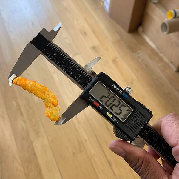 The digital caliper is an essential tool for fabrication but it is also used in fields such as engineering, science, medicine and even forestry.