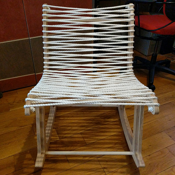 We know that this chair will bring big happy memories without crowding a small NYC apartment.