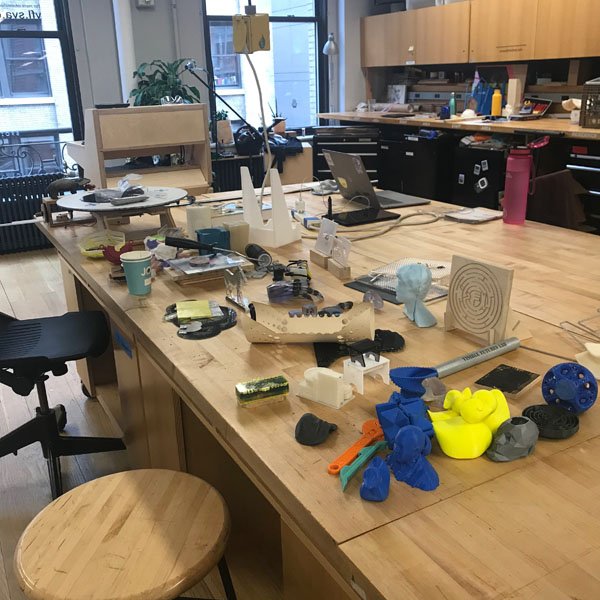 Spring Cleaning at the Visible Futures Lab!
