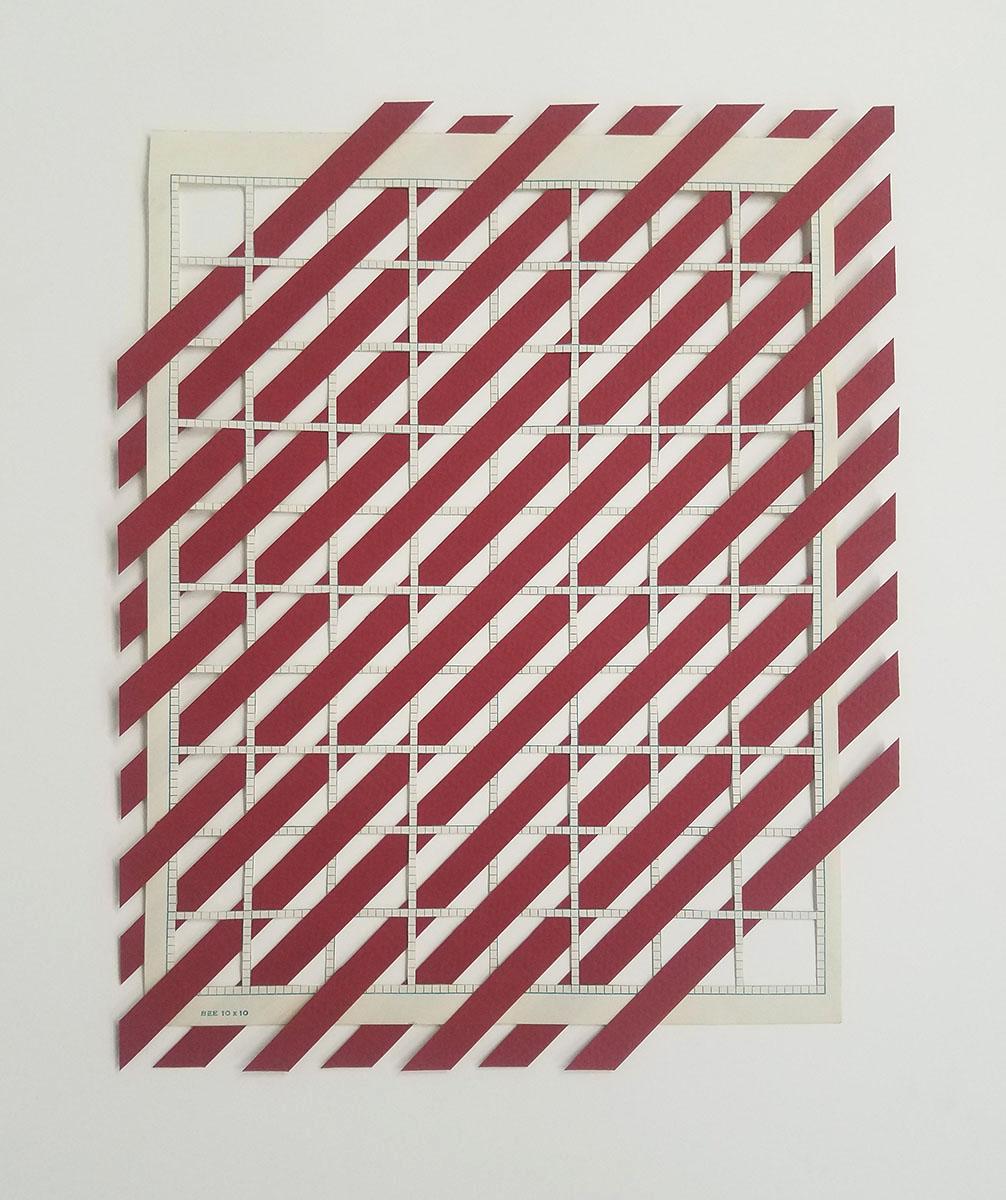 Red Weaving 1