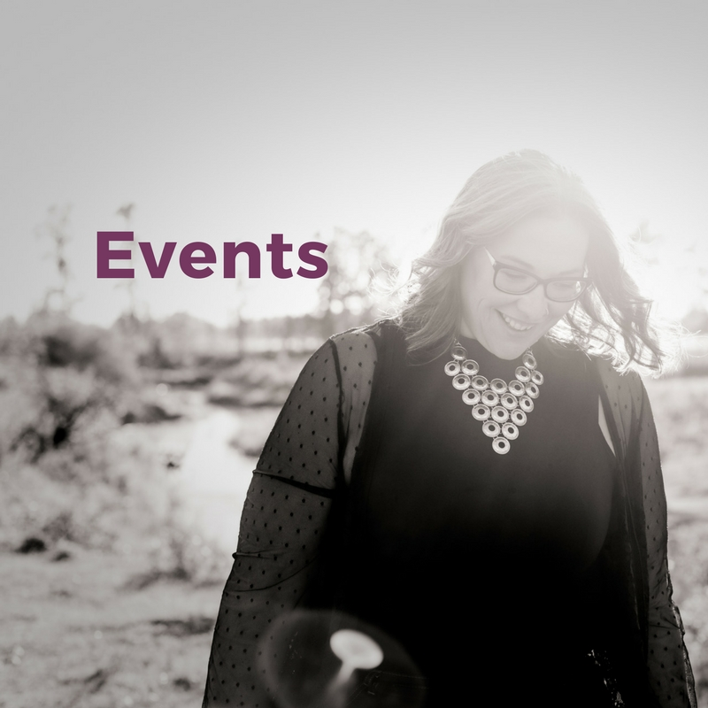 Taylor would love to come and share her heart with you at your Women's ministry event! Big or small! -