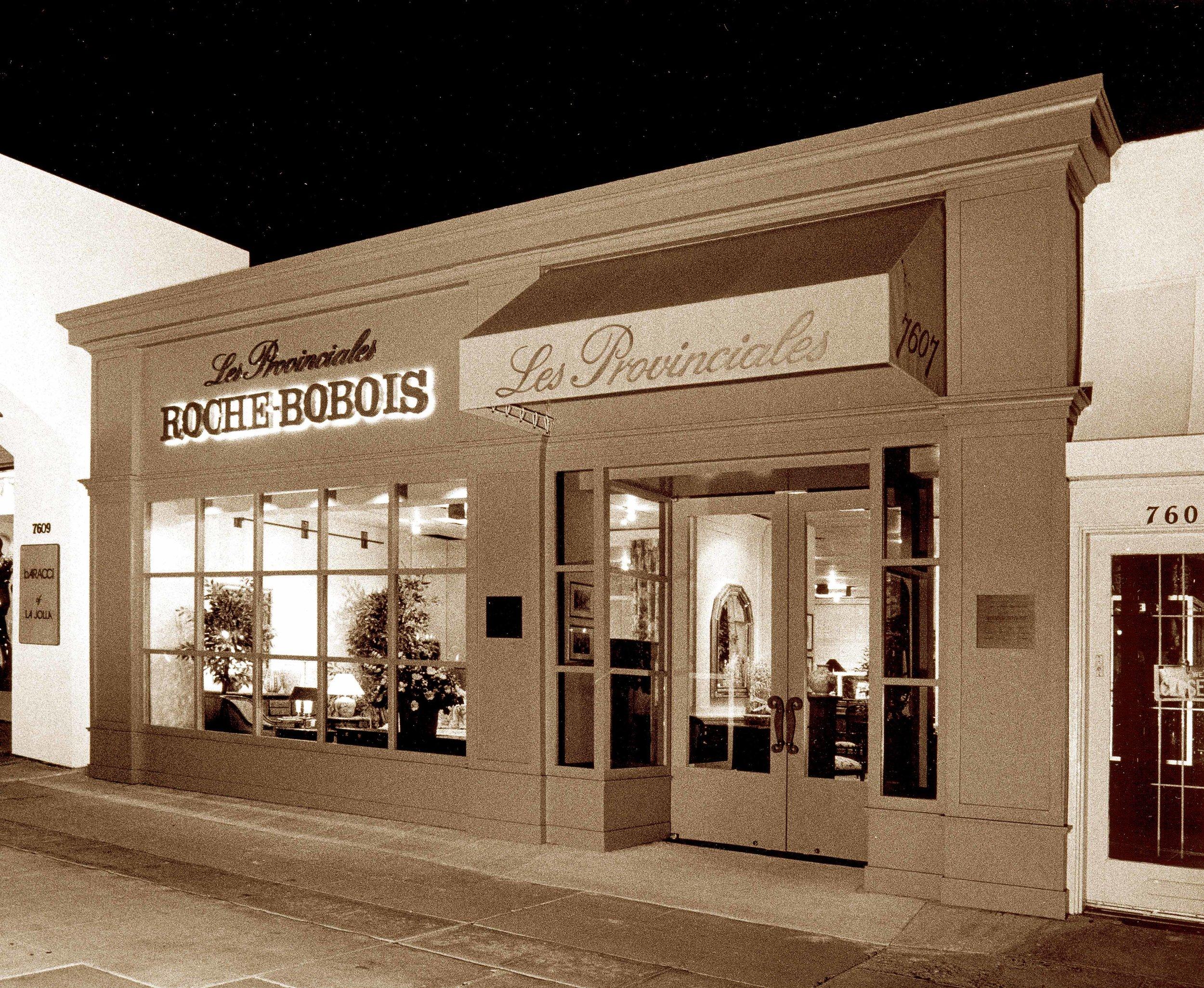 San Diego Roche Bobois Les Provinciales Showroom
