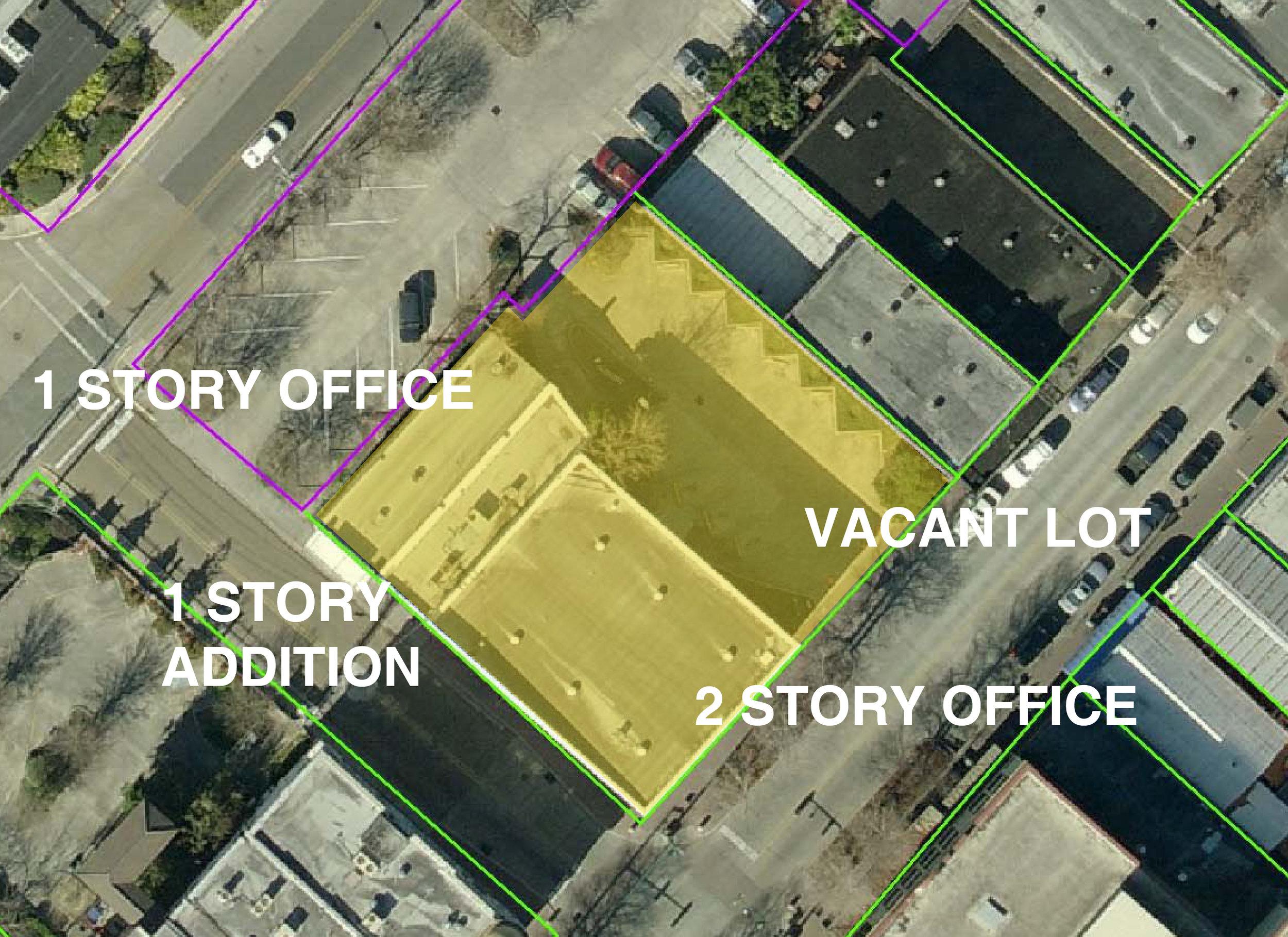 Aerial View of Full Development