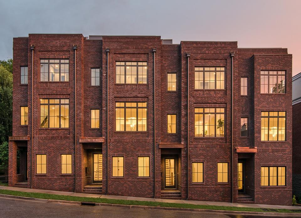 Vanderbilt University Neighborhood 4 Custom Spec. Townhomes