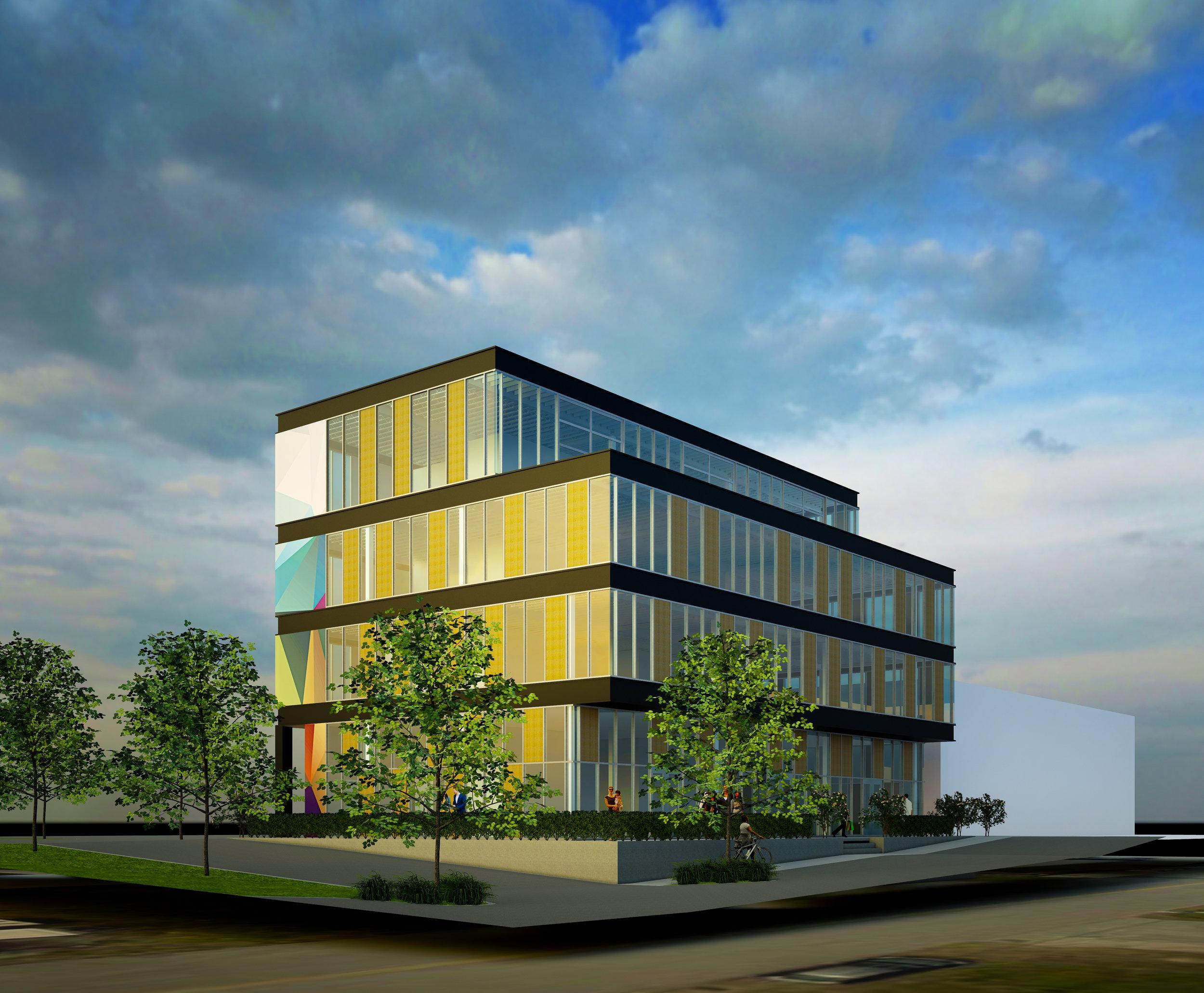 Wedgewood-Houston Office Building