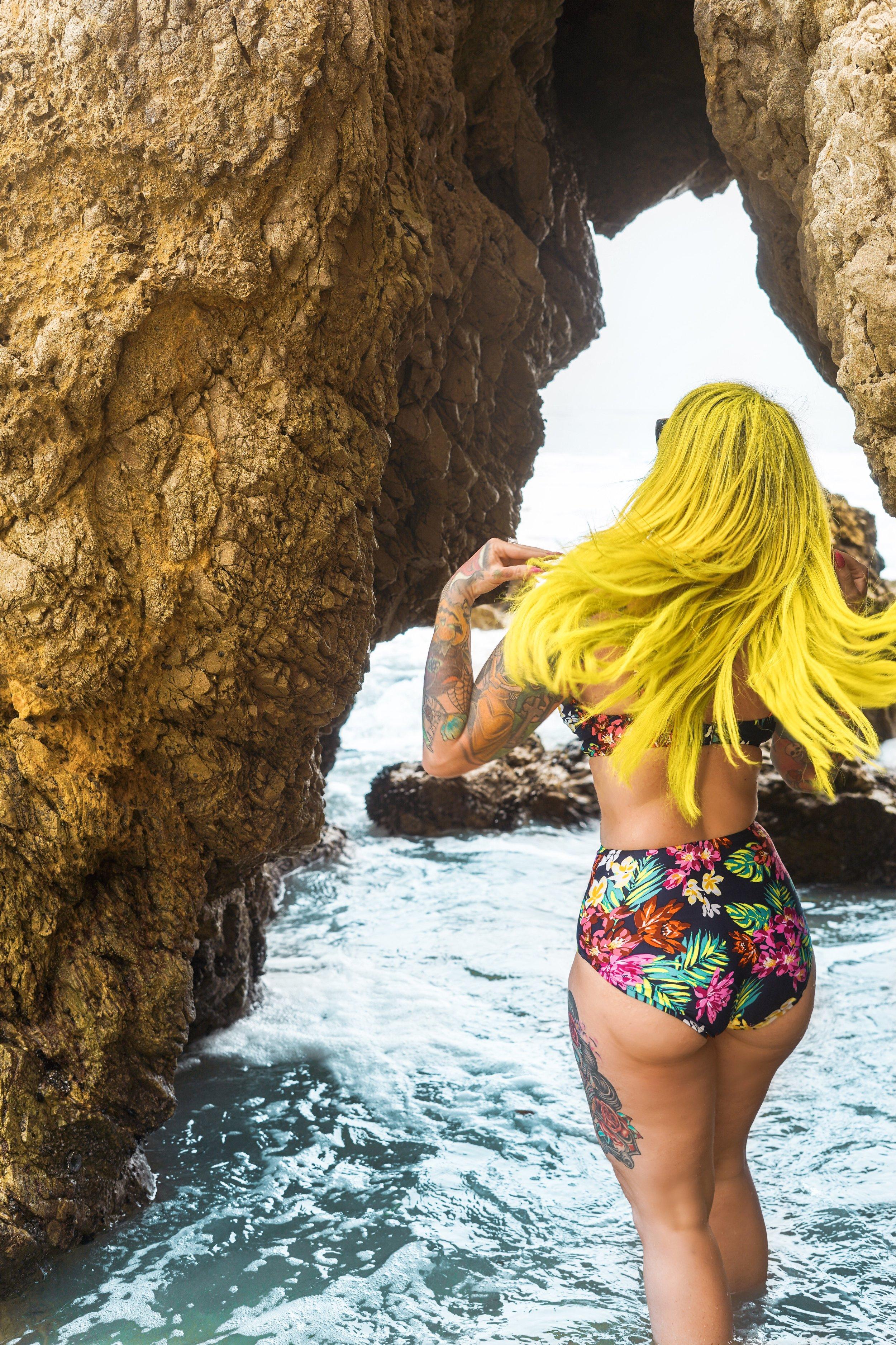 EL Matador Beach-Malibu California-The Chaos Collective